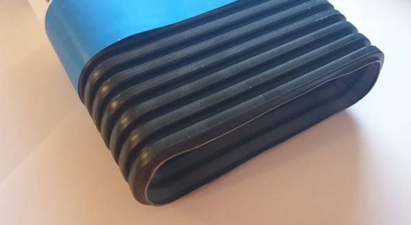 Flachkanal-Kunststoff