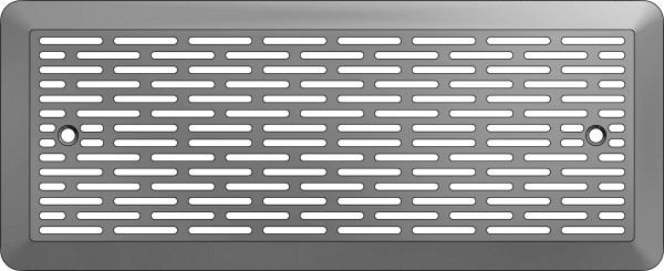 Abdeckgitter Fußbodenauslass