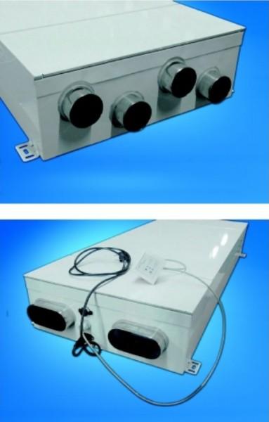 Zentrales Lüftungsgerät Westaflex 150WAC