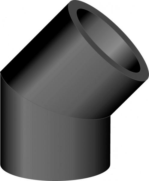 EPE-Schaumrohr-Bogen 45°