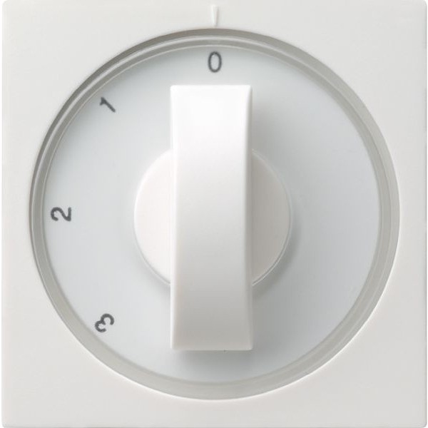 3-Stufenschalter mit Nullposition